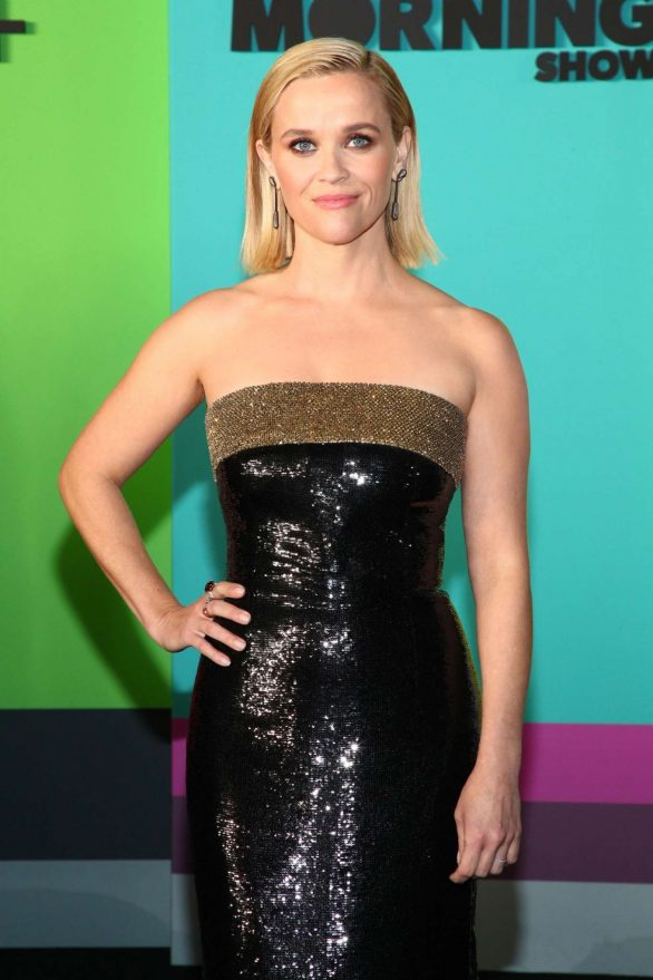 Reese Witherspoon - 'The Morning Show' Premiere in New York