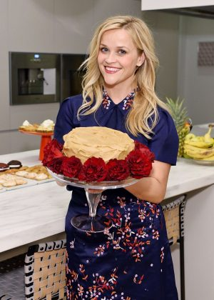Reese Witherspoon - The Sprinkles Baking Book by Candace Nelson: Pre-Release Party in Beverly Hills