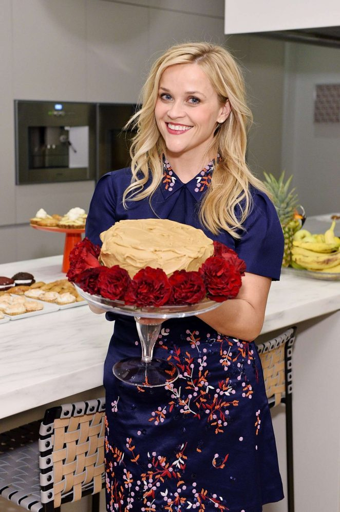 Reese Witherspoon – The Sprinkles Baking Book by Candace Nelson: Pre-Release Party in Beverly Hills
