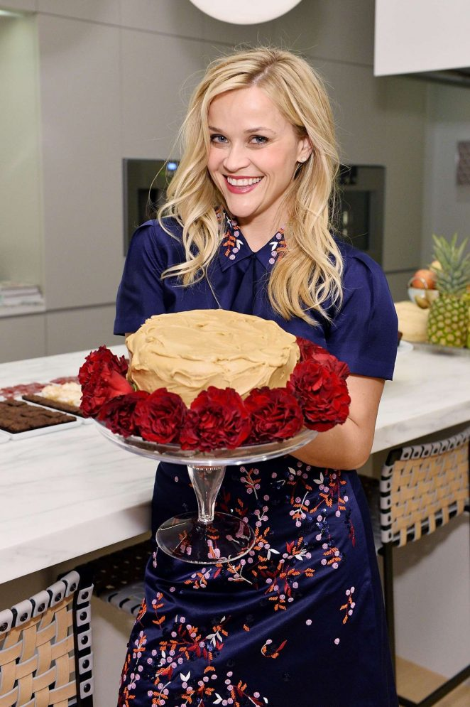 Reese Witherspoon The Sprinkles Baking Book By Candace Nelson Pre
