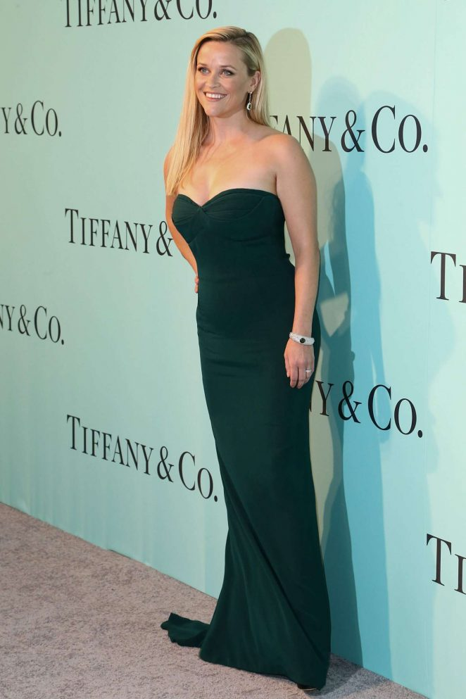 Reese Witherspoon: Tiffany and Co 2017 Blue Book Collection Gala -02