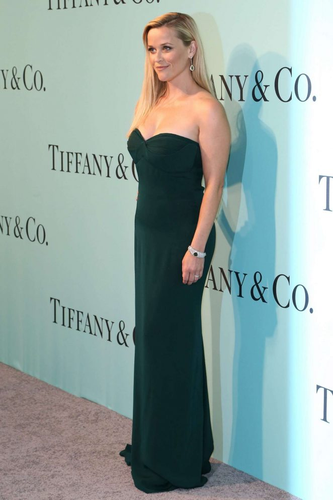 Reese Witherspoon: Tiffany and Co 2017 Blue Book Collection Gala -04