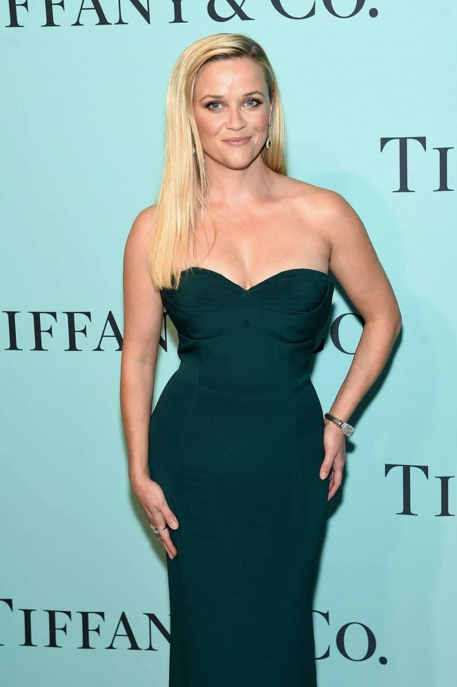 Reese Witherspoon: Tiffany and Co 2017 Blue Book Collection Gala -06