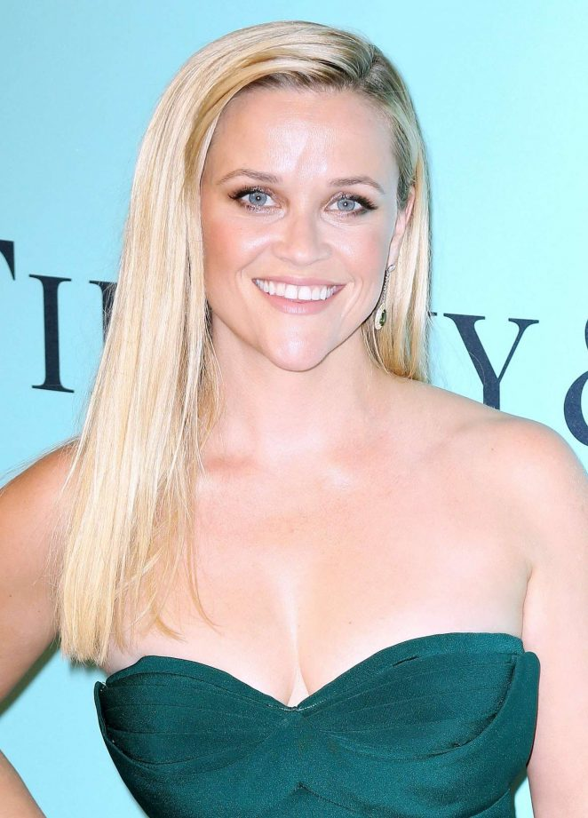 Reese Witherspoon: Tiffany and Co 2017 Blue Book Collection Gala -07