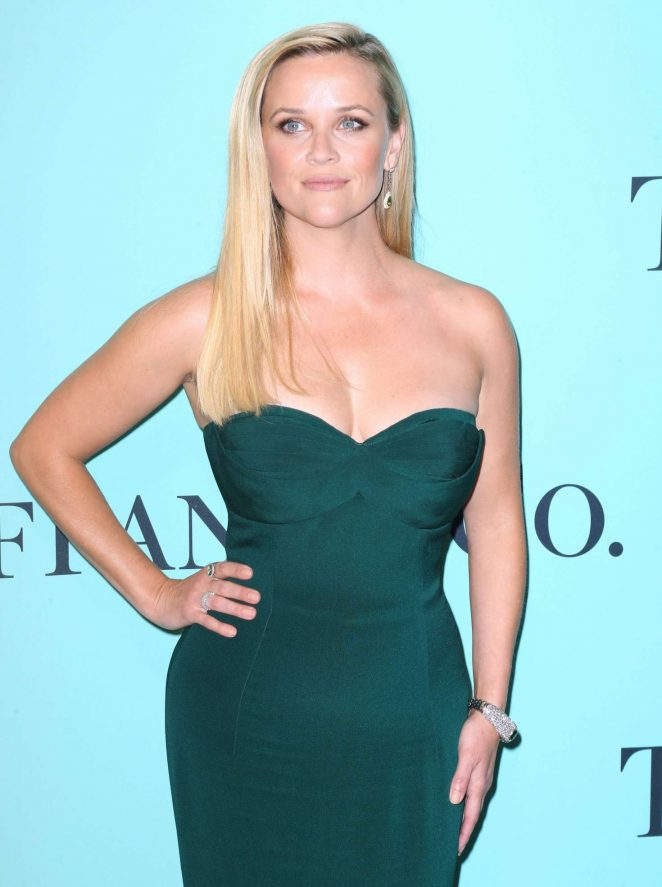Reese Witherspoon: Tiffany and Co 2017 Blue Book Collection Gala -12
