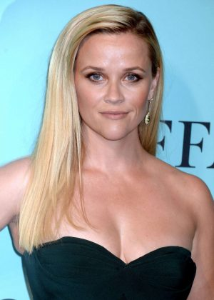 Reese Witherspoon - Tiffany and Co 2017 Blue Book Collection Gala in New York