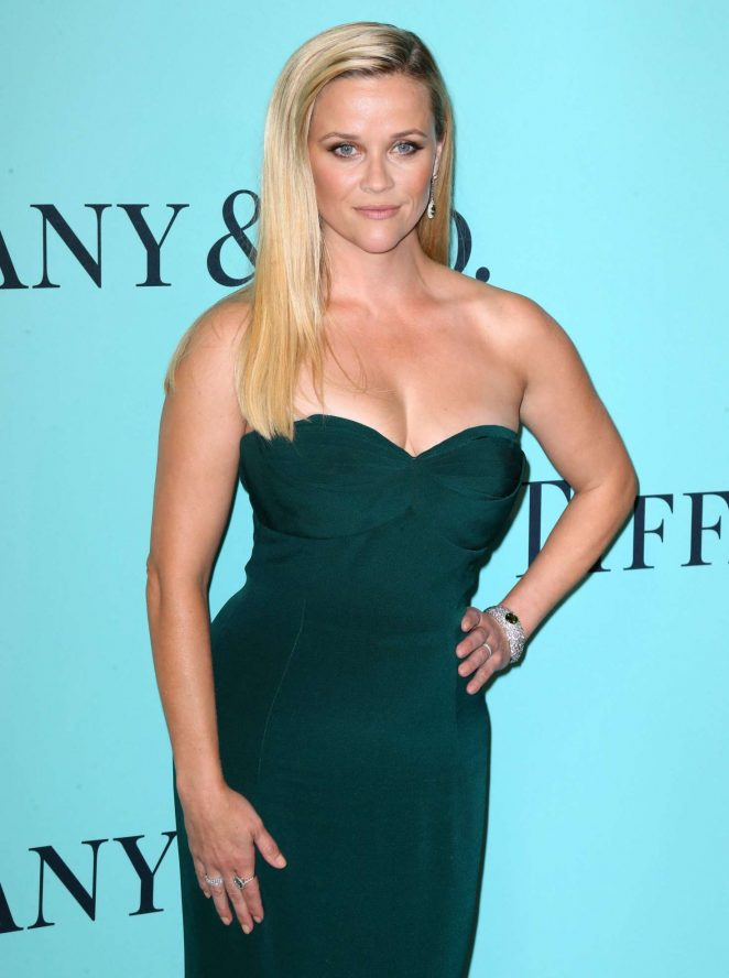 Reese Witherspoon: Tiffany and Co 2017 Blue Book Collection Gala -15