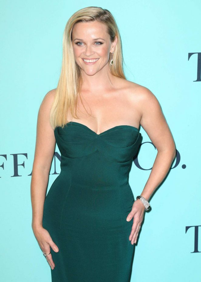 Reese Witherspoon: Tiffany and Co 2017 Blue Book Collection Gala -17