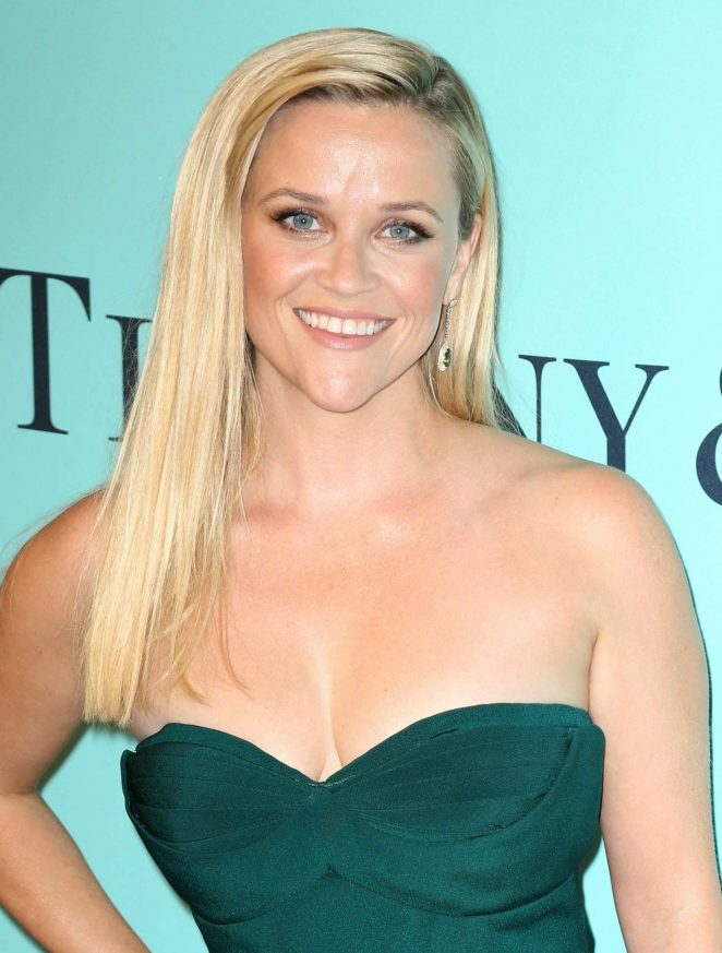 Reese Witherspoon: Tiffany and Co 2017 Blue Book Collection Gala -18
