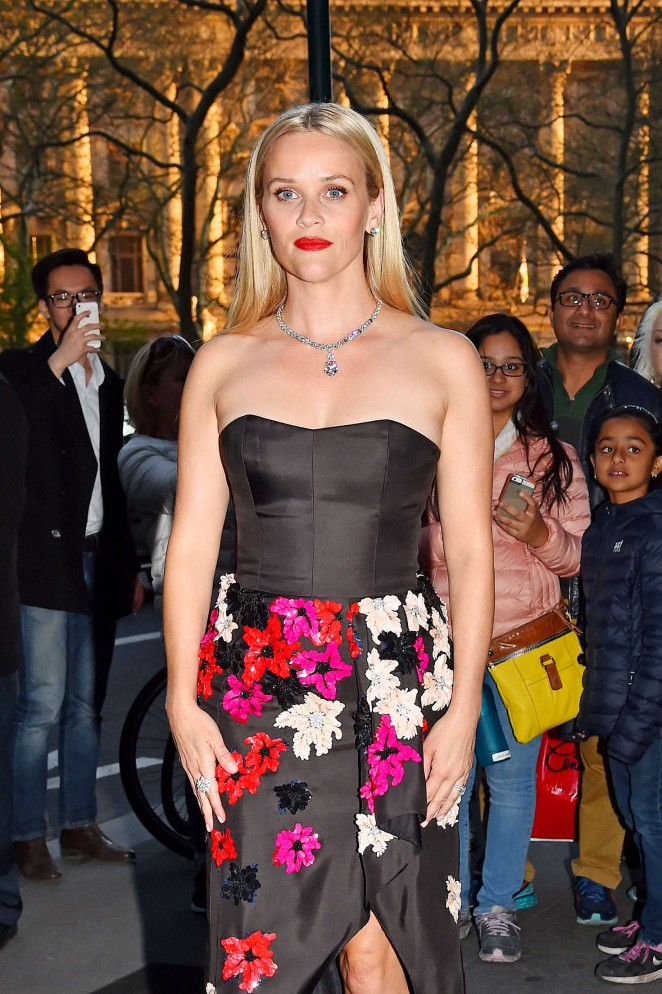 Reese Witherspoon: Tiffany and Co 2016 Blue Book Celebration The Art of Transformation -01