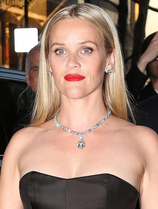 Reese Witherspoon: Tiffany and Co 2016 Blue Book Celebration The Art of Transformation -08