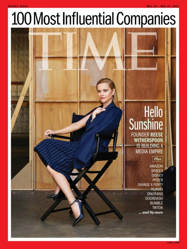 Reese Witherspoon - TIME Magazine (May 2021)