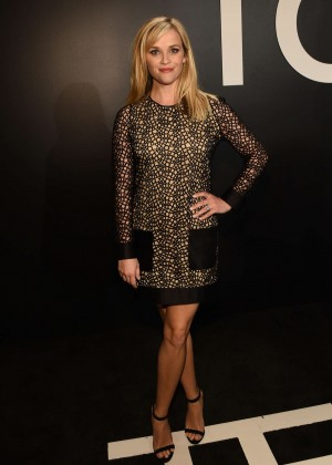 Reese Witherspoon - Tom Ford 2015 Womenswear Collection Presentation in LA