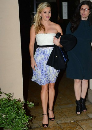 Reese Witherspoon - Vogue Dinner Party in LA