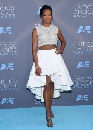 Regina King - 2016 Critics' Choice Awards in Santa Monica