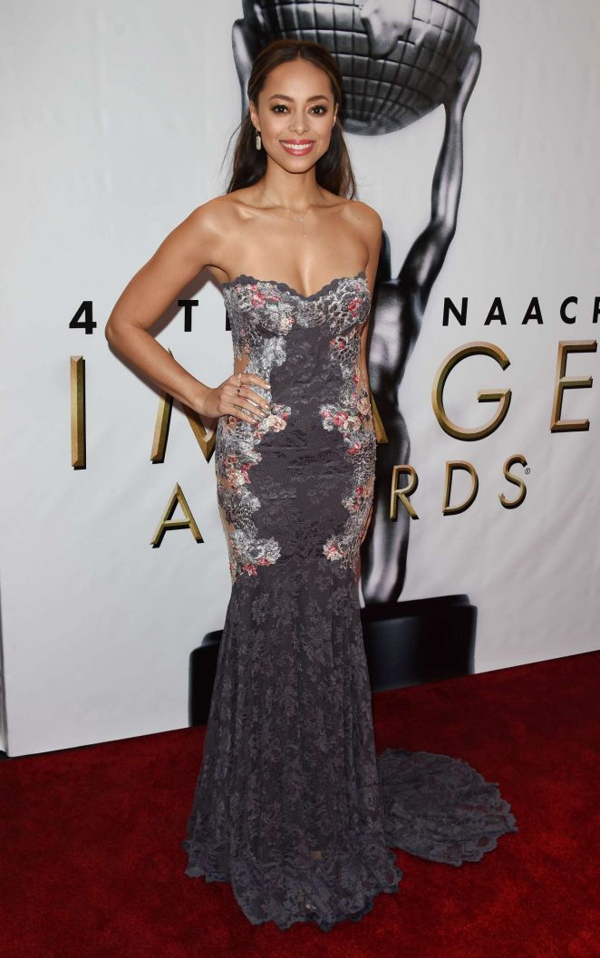 Regina King - 48th NAACP Image Awards in Pasadena