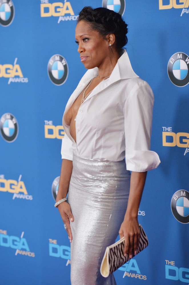 Regina King at 2015 Directors Guild Of America Awards in Century City