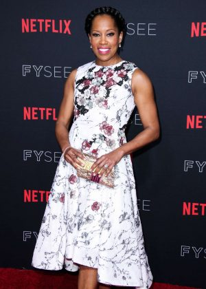 Regina King - Netflix FYSee Kick-Off Event in Los Angeles