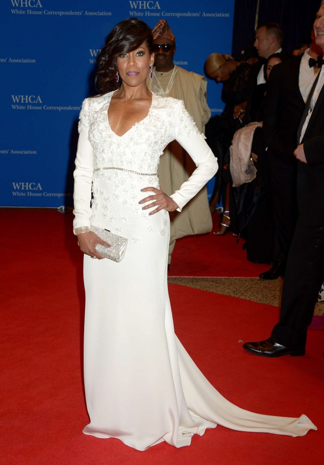 Regina King - White House Correspondents Dinner in Washington