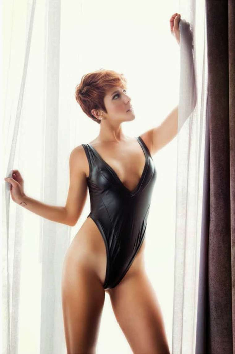 Esmeralda Ugalde En Revista H - newhairstylesformen2014.com