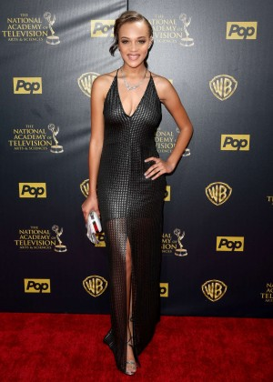 Reign Edwards - 2015 Daytime Emmy Awards in Burbank