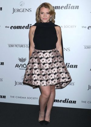 Renée Willett - 'The Comedian' Screening in New York