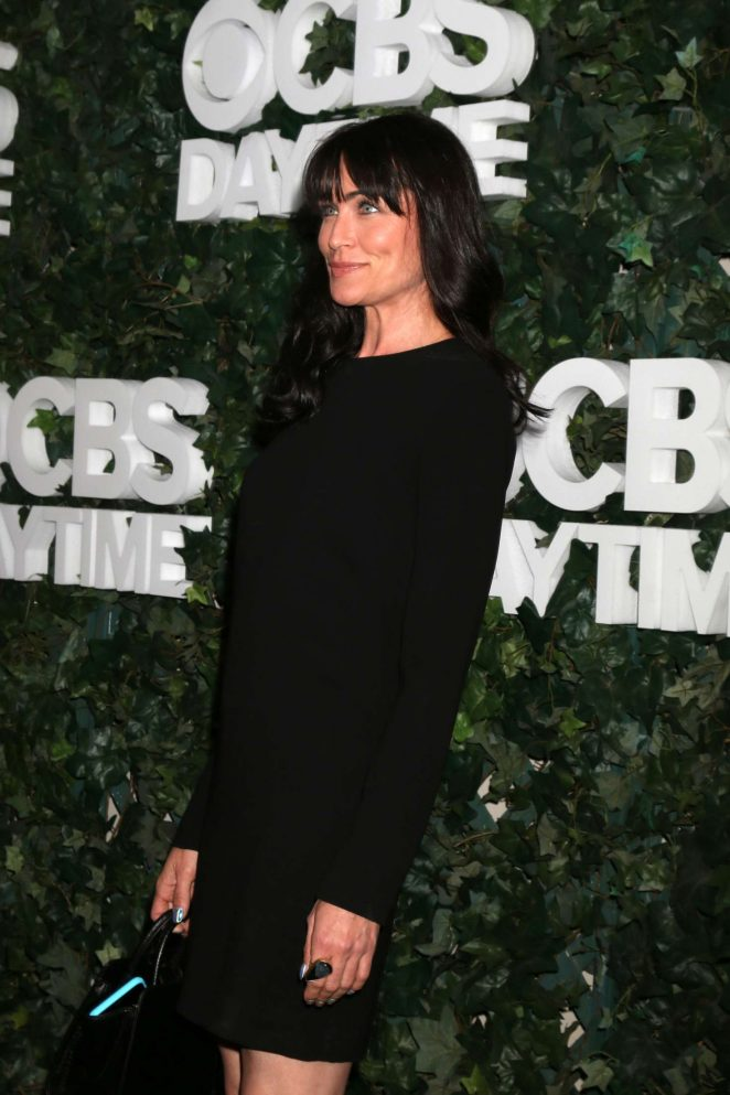 Rena Sofer - CBS Daytime #1 for 30 Years Exhibit Reception in Beverly Hills