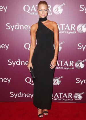Renae Ayris - Qatar Airways Sydney Gala Dinner in Sydney