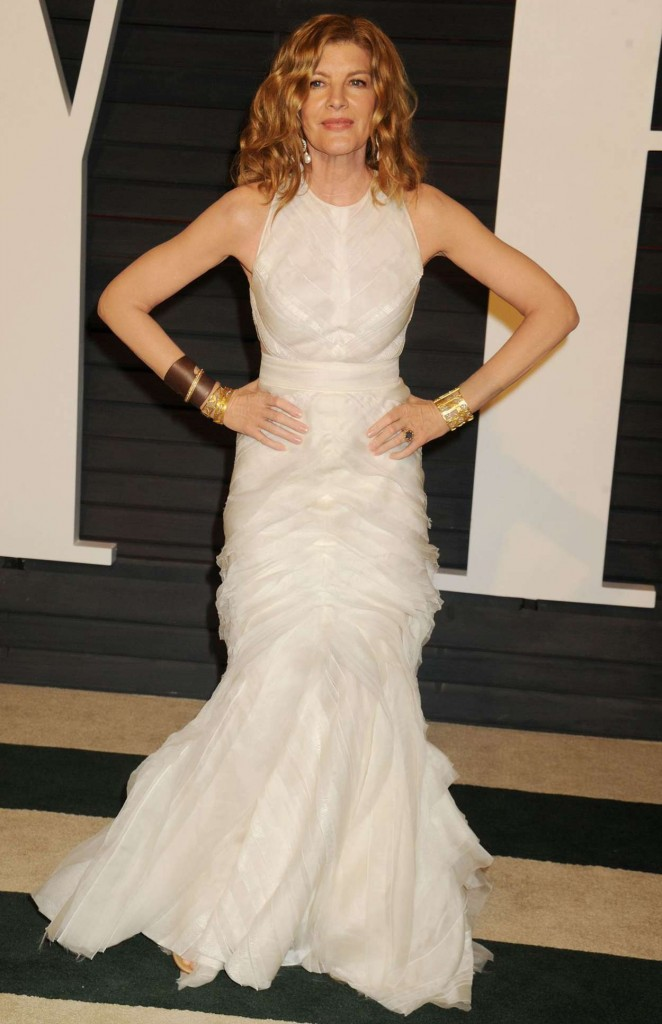 Rene Russo - 2015 Vanity Fair Oscar Party in Hollywood