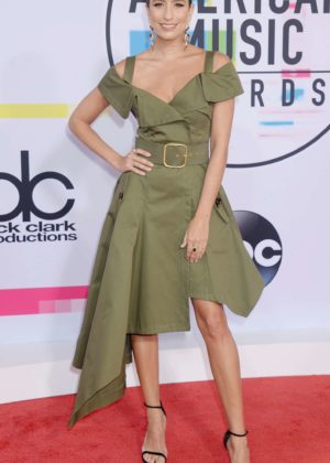 Renee Bargh - 2017 American Music Awards in Los Angeles