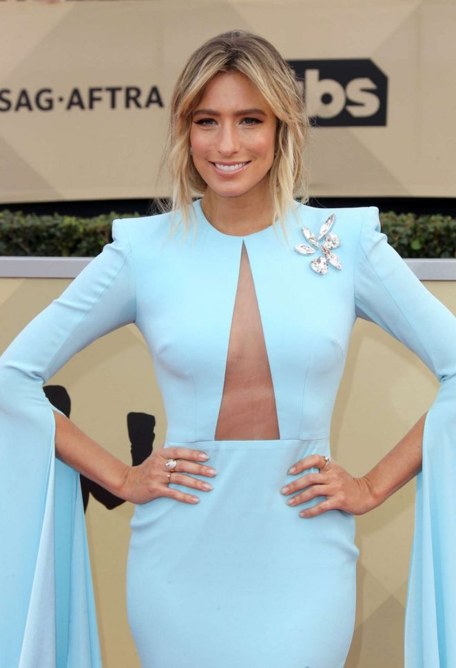 Renee Bargh - 2018 Screen Actors Guild Awards in Los Angeles