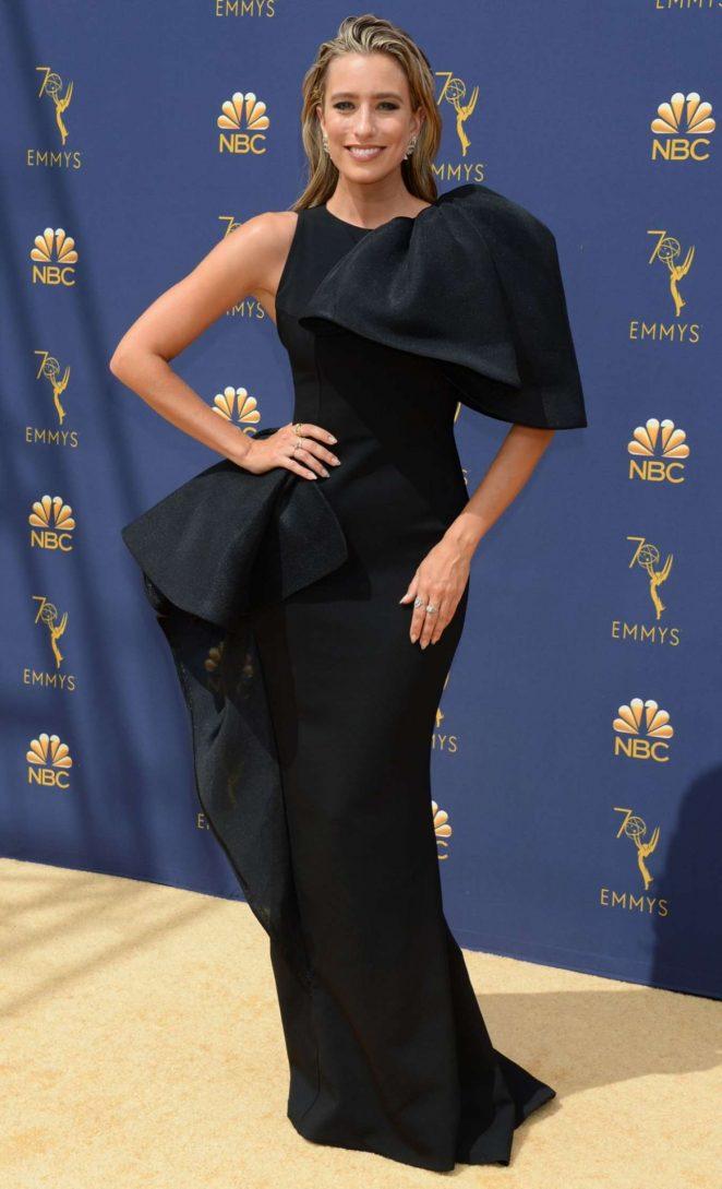 Renee Bargh – 70th Primetime Emmy Awards in LA