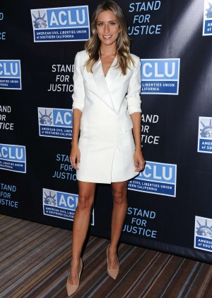 Renee Bargh - ACLU SoCal Hosts 2015 Bill Of Rights Dinner in Beverly Hills