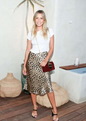 Renee Bargh - Elephante Launch Party in Los Angeles