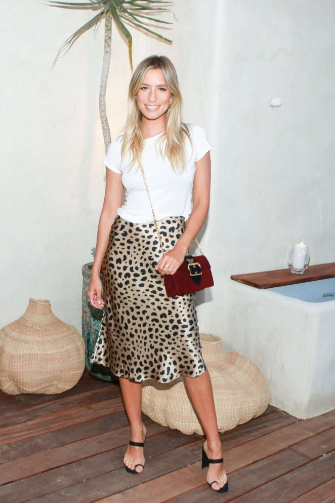 Renee Bargh – Elephante Launch Party in Los Angeles