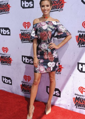 Renee Bargh - iHeartRadio Music Awards 2016 in Los Angeles