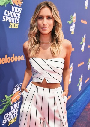 Renee Bargh - 2015 Nickelodeon's Kids' Choice Sports Awards in LA