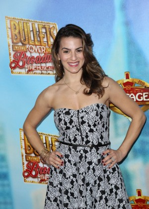 Renee Marino - 'Bullets Over Broadway' Premiere in LA
