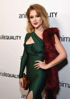 Renee Olstead - Animal Equality's Inspiring Global Action Los Angeles Gala in LA