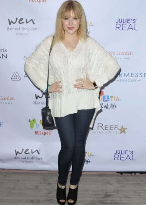 Renee Olstead at Secret Room Events Red Carpet Luxury in Beverly Hills