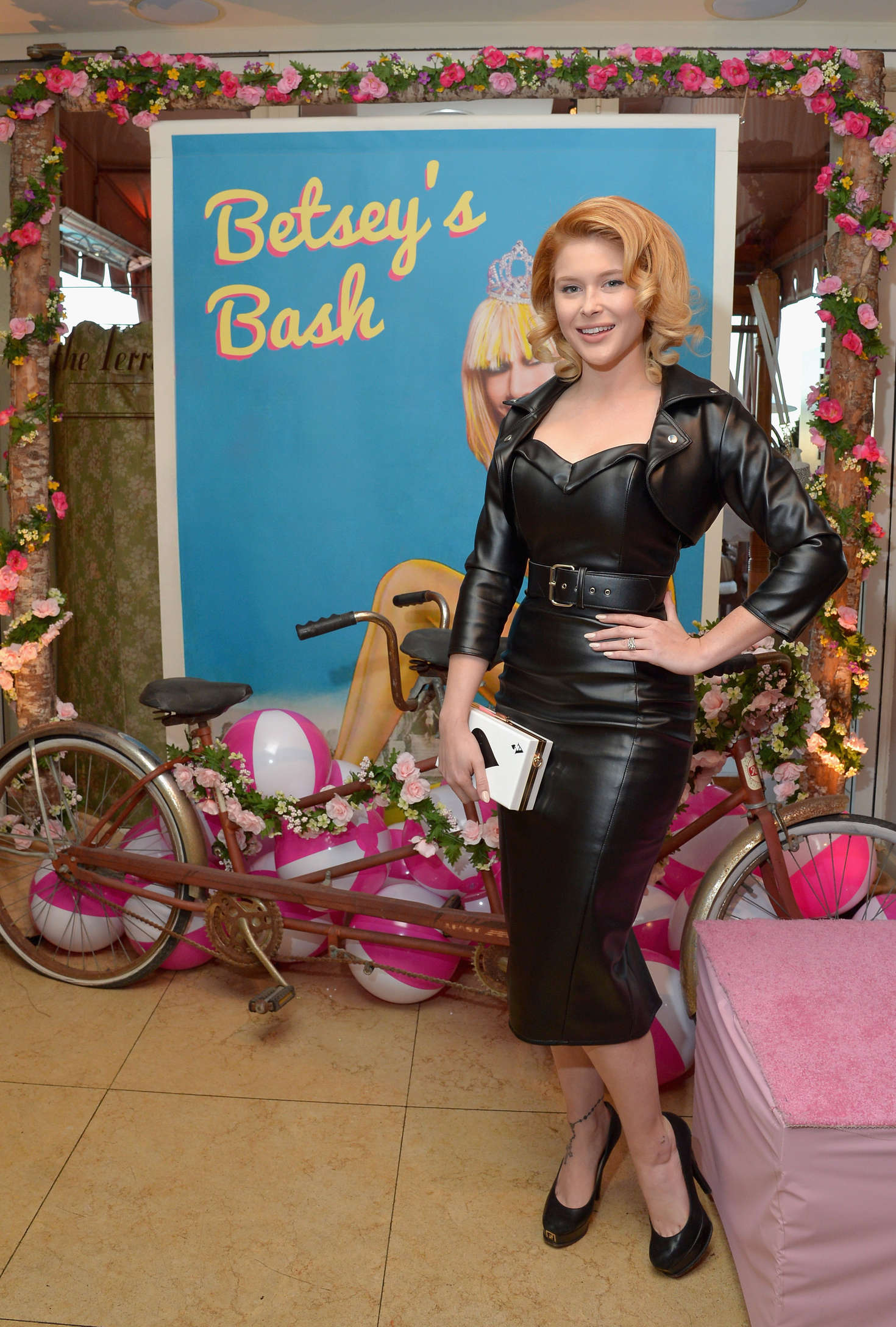 Renee Olstead - Betsey Johnson's Pool Party in West Hollywood