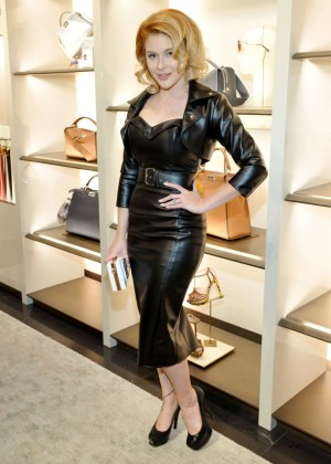 Renee Olstead - Fendi And Vogue Celebrate Fendi Beverly Hills in Beverly Hills