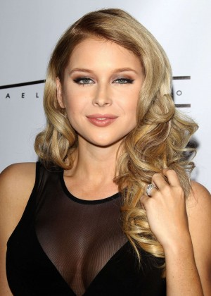 Renee Olstead - Michael Costello Capsule Collection Launch Party in LA