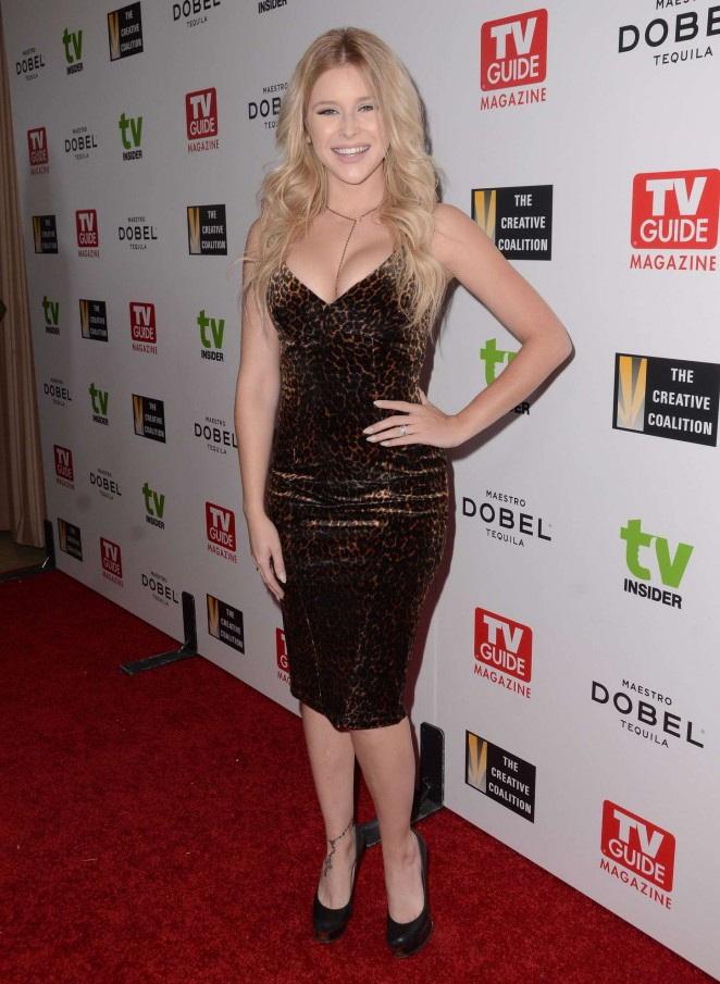 Renee Olstead: Television Industry Advocacy Awards 2015 -08