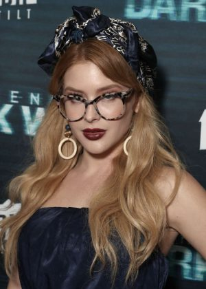 Renee Olstead - 'Unfriended Dark Web' Premiere in Los Angeles