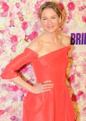 Renee Zellweger - 'Bridget Jones's Baby' Premiere in Paris