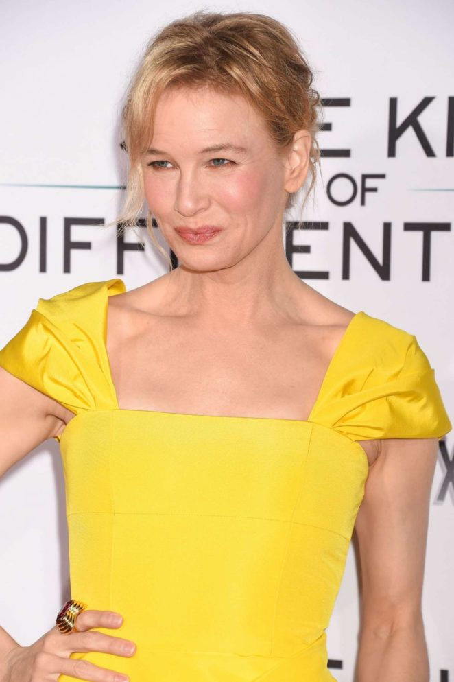 Renee Zellweger - 'Same Kind Of Different As Me' Premiere in LA