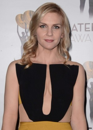 Rhea Seehorn - 2016 Satellite Awards in LA