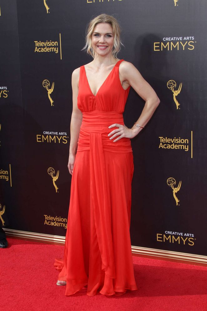 Rhea Seehorn - Creative Arts Emmy Awards 2016 in Los Angeles