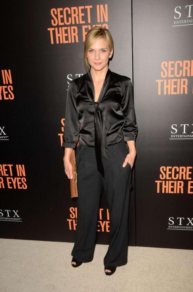 Rhea Seehorn - 'Secret In Their Eyes' Premiere in Westwood